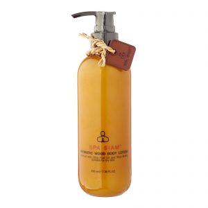 SS Aromatic Wood Body Lotion