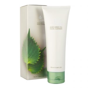 Shiso Green Tea Facial Cleanser